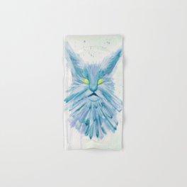 The Snow Queen's Cat Hand & Bath Towel