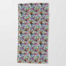 Millefiori (color 2) Beach Towel