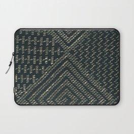 Black Assuit Laptop Sleeve