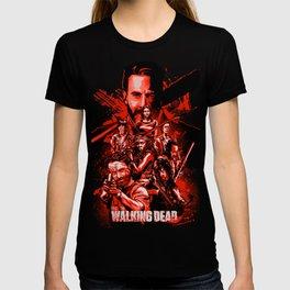 The Walking Dead Poster T-shirt