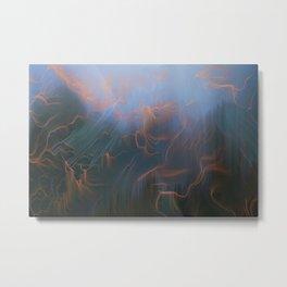 Deep Sea Metal Print
