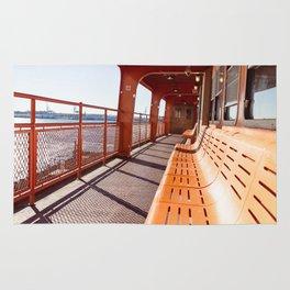 Morning Ferry Rug