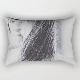 Plastic Love Rectangular Pillow