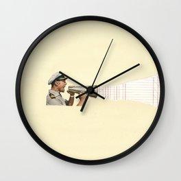 Torn Around - Sailor Wall Clock
