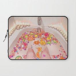 Flower Bath 7 Laptop Sleeve