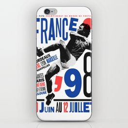 World Cup: France 1998 iPhone Skin