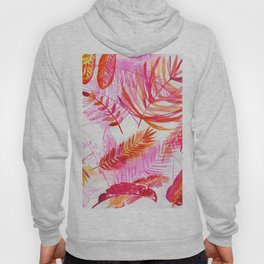 pink jungle N.o 2 Hoody