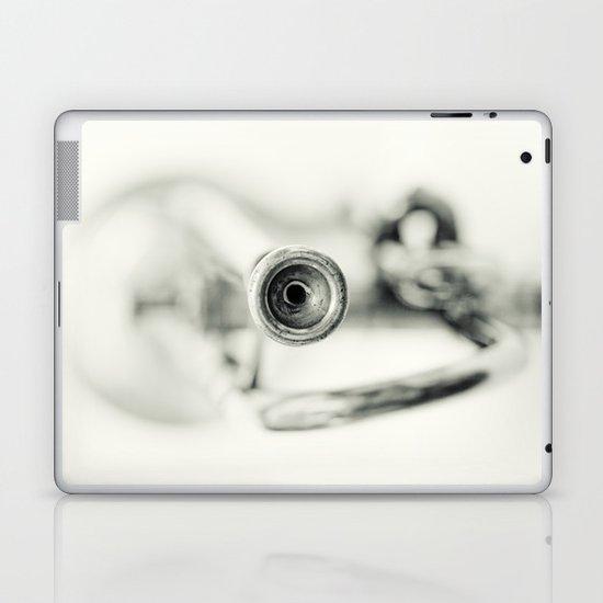 Sentimental Mood.... Laptop & iPad Skin