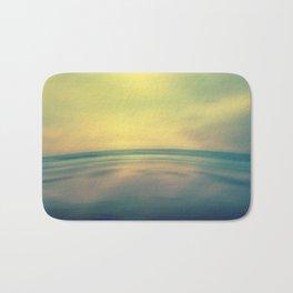 Soothing Sunset  Bath Mat