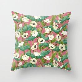 Barracuda - Spring version Throw Pillow