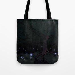 Violet Forest Tote Bag