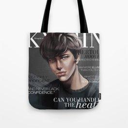 SnK Magazine: Bertolt Tote Bag