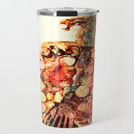 Re-purposed For Music Travel Mug