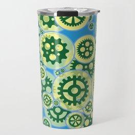 Gearwheels Travel Mug