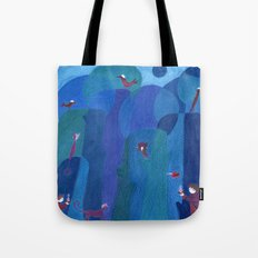 Finding someone special Tote Bag