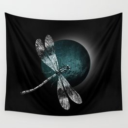 DRAGONFLY IV Wall Tapestry