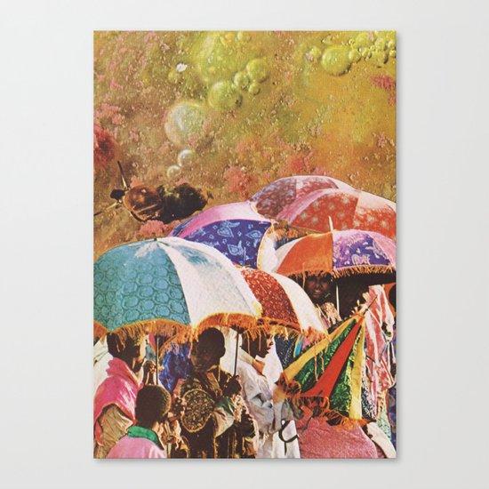 UNTITLED / DOPAMINE Canvas Print