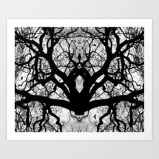 I found you Art Print