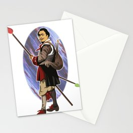Painter Knights - Dalì Stationery Cards