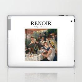 Renoir - Le déjeuner des canotiers Laptop & iPad Skin