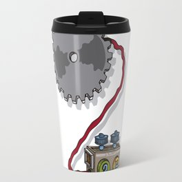 MACHINE LETTERS - 2 Travel Mug