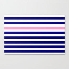 Marinière mariniere variation II Canvas Print