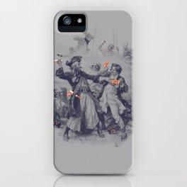 Epic Battle iPhone Case