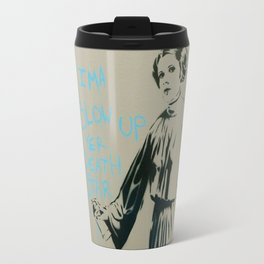 Princess Leia Death Star Travel Mug
