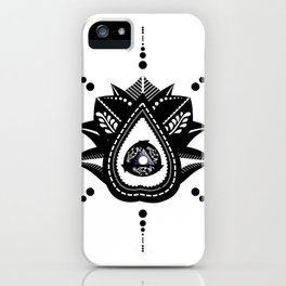 Mehindi Five iPhone Case