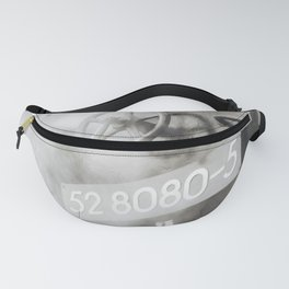 Steam power Fanny Pack
