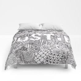Dustin Doodle Comforters
