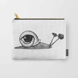Snail Eye Carry-All Pouch