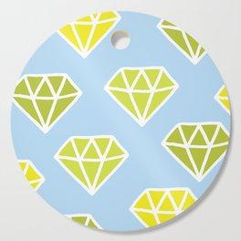 Diamonds Cutting Board