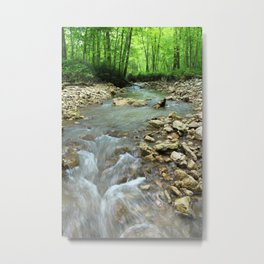 Whitewater State Park Metal Print