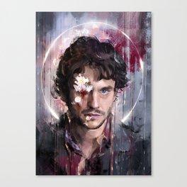 Deceit Canvas Print