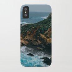 Big Sur Coast iPhone X Slim Case