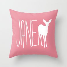Life is Strange - Jane Doe Throw Pillow