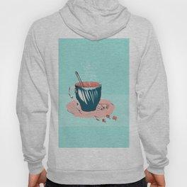 coffee with love Hoody