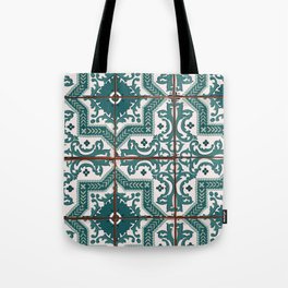 Portuguese Tile Tote Bag