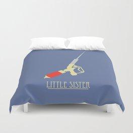 Little Sister Duvet Cover