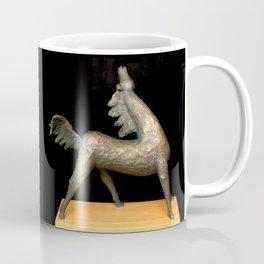 Exuberant Colt (Sculpture by Eva Hoedeman) Coffee Mug