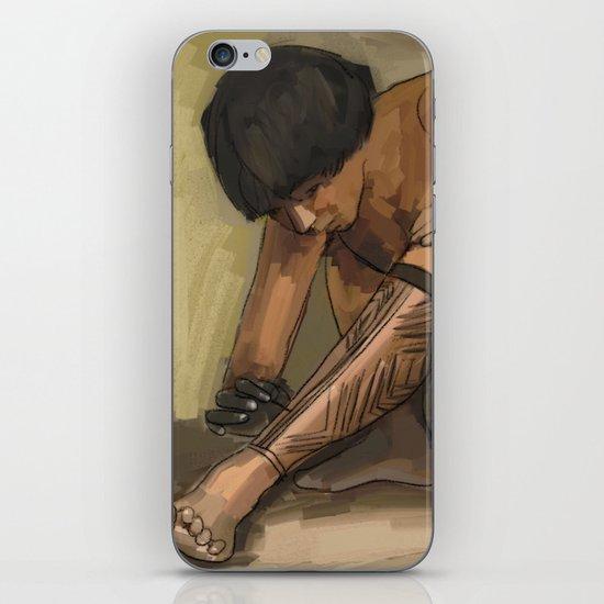Karaja iPhone & iPod Skin