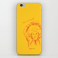 anchorman iPhone & iPod Skins featuring Anchorman: Dreams of Fantana!!! by Red Misery