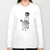 shopping Long Sleeve T-shirts featuring shopping by Seamless