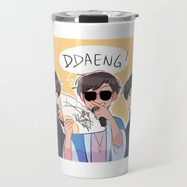 bts: DDAENG! Travel Mug
