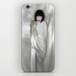 "say no to patriarchy / ""the venus"" iPhone Skin"