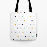 kittens Tote Bags featuring kittens by westendgirl