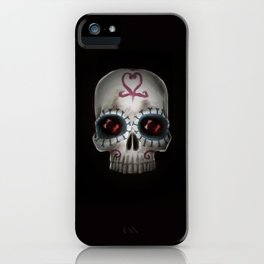Caveira iPhone Case