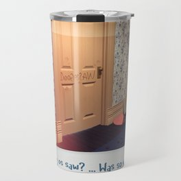 Doog os saw? … Was so good! Travel Mug