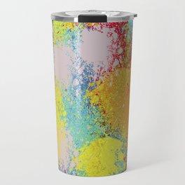 Abstract 30 Travel Mug